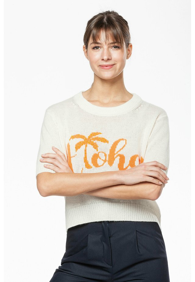 ALOHA - Jumper - star white