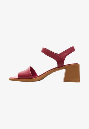 KAROLINA - Sandals - red