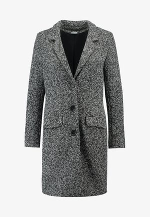 JDYBESTY  FALL - Cappotto classico - dark grey melange