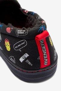 Next - MARVEL SLIPPERS - Slippers - grey - 3