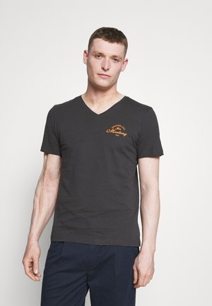 ALEX PRINT - T-shirt med print - phantom