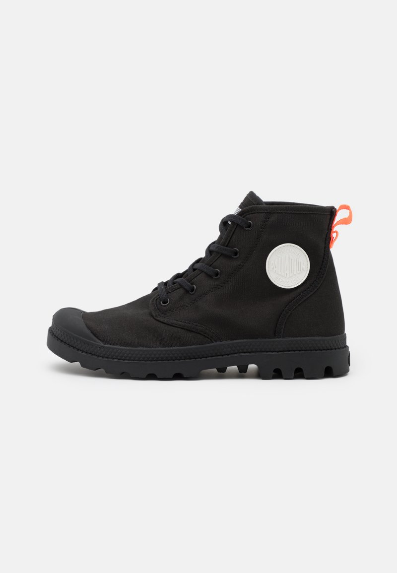 Palladium - PAMPA HI - Lace-up ankle boots - black