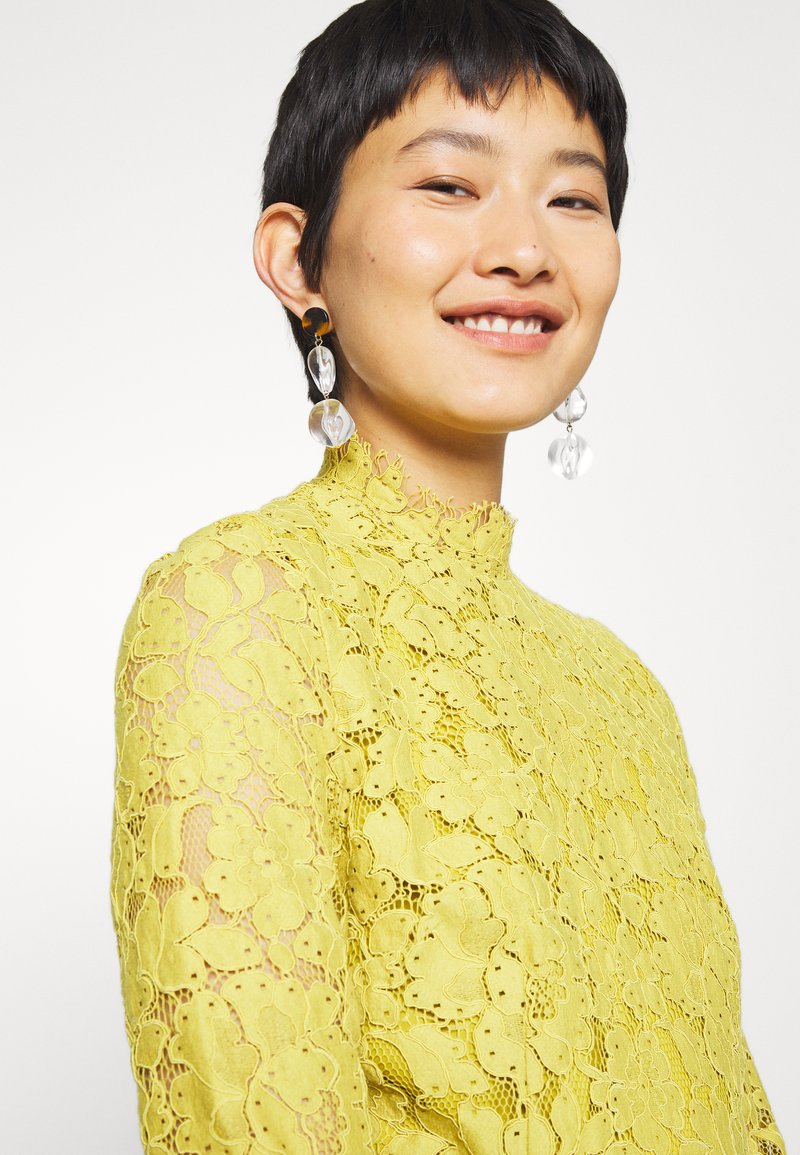 IVY & OAK DRESS - Cocktailkleid/festliches Kleid - mustard yellow/gelb ANlZHO