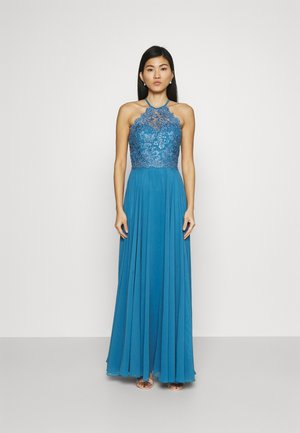 Occasion wear - steele blue