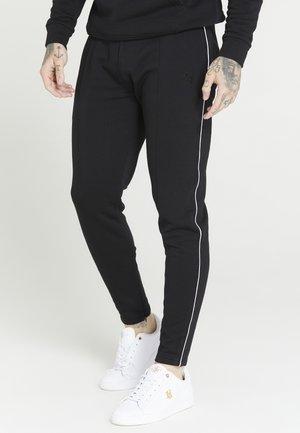 SMART ESSENTIAL PANTS - Tracksuit bottoms - black