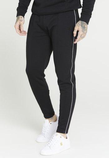 SMART ESSENTIAL PANTS - Träningsbyxor - black