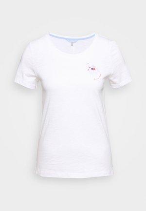 CARLEY - T-shirts print - llamawhite