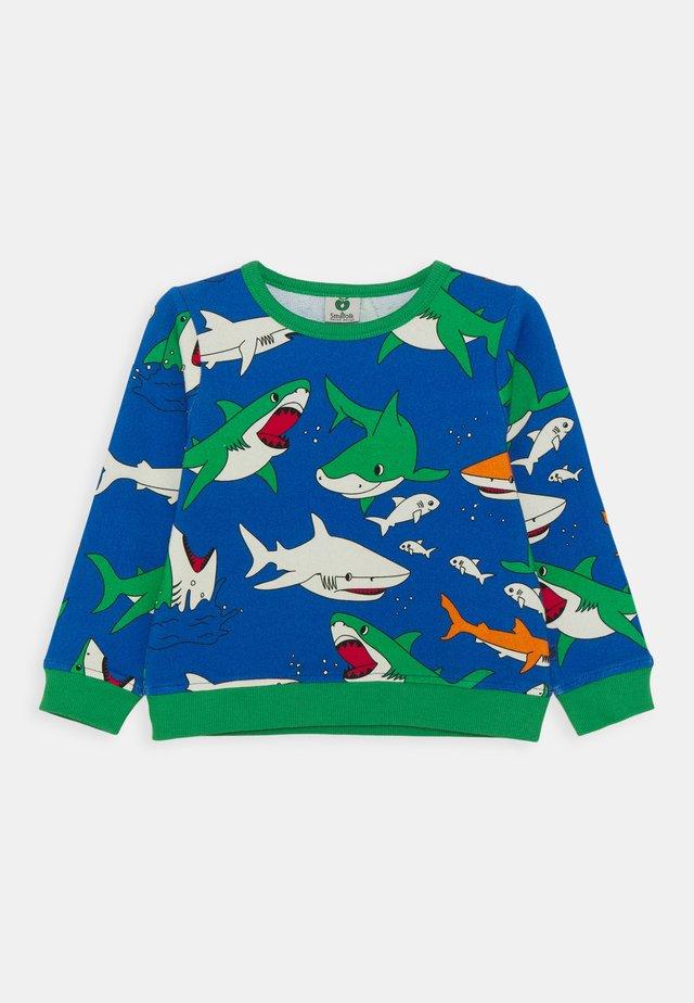 MED HAJ - Sweatshirt - blue lolite