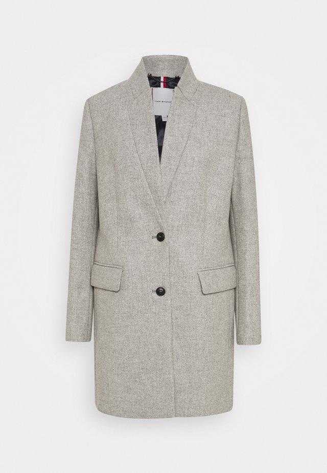 COAT - Płaszcz wełniany /Płaszcz klasyczny - mid grey heather