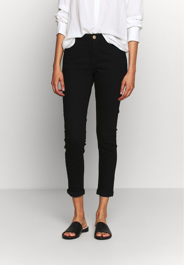 HARPER - Slim fit jeans - black