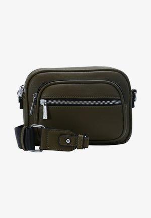 FRANKFURT - Across body bag - khaki