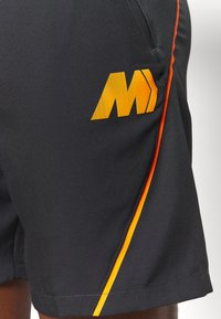 Nike Performance - DRY  - Sports shorts - dark smoke grey/total orange - 5
