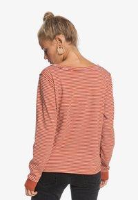 Roxy - SUNLIT DREAM  - Long sleeved top - auburn me stripes - 2