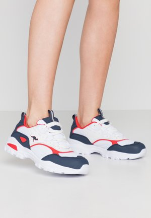 KW-COBY - Sneakers - dark navy/red