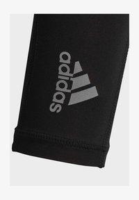 adidas Performance - AEROREADY SLEEVES - Other - black - 1