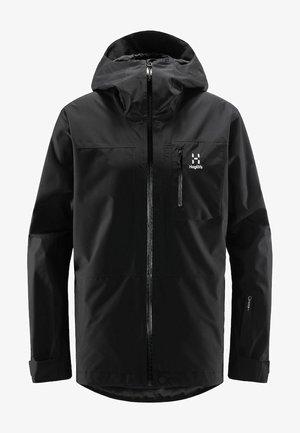 LUMI JACKET - Ski jacket - true black