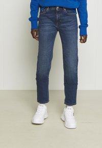 Versace Jeans Couture - JEANS - Slim fit jeans - blue denim - 0