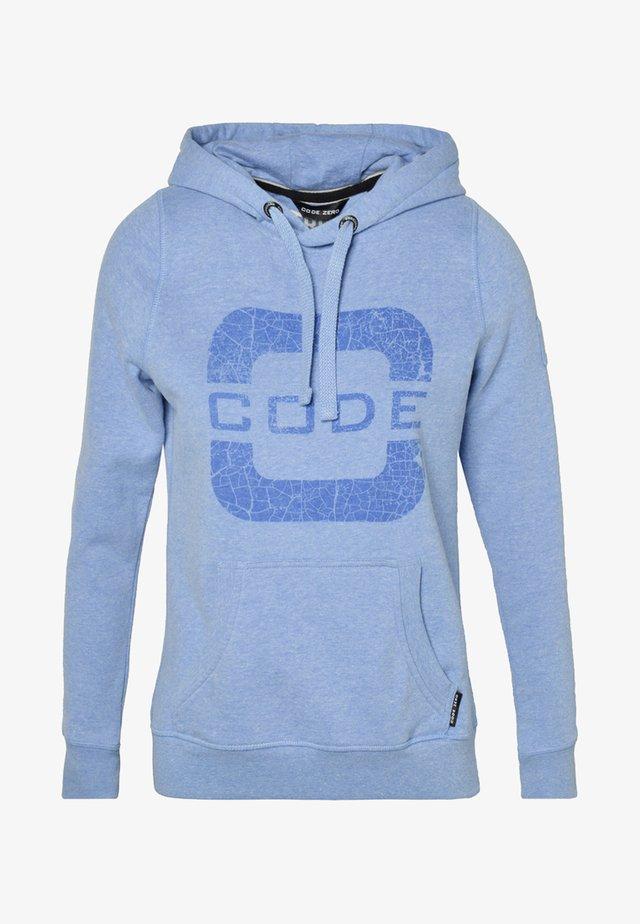 TRANSIRE  - Hoodie - blue
