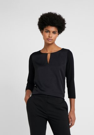 DIFENNA - Blouse - black
