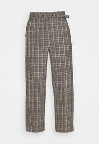 Marella - LUISA - Trousers - grigio - 5