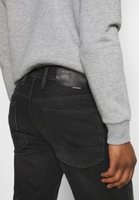 G-Star - ALUM RELAXED TAPERED - Džíny Relaxed Fit - black - 3