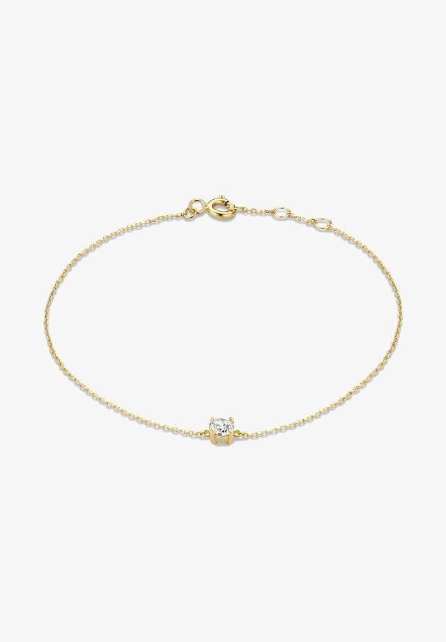 14 CARAT GOLD - Armbånd - gold