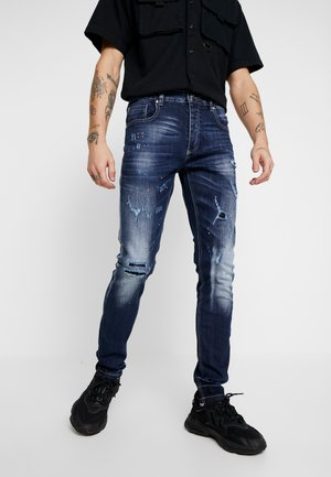 STALHAM - Jeansy Skinny Fit - blue