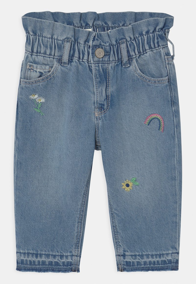 GAP - TODDLER GIRL - Relaxed fit jeans - blue bell