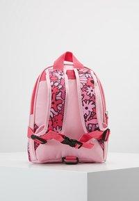 Zip and Zoe - MINI BACKPACK - Reppu - floral pink - 3