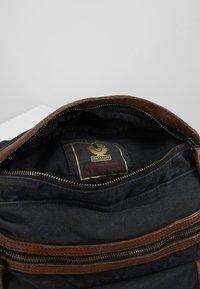 Belstaff - HOLDSTER BAG - Sac bandoulière - true black - 4