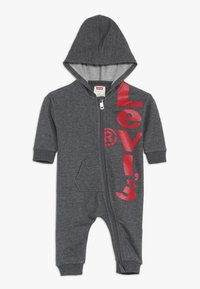 Levi's® - PLAY ALL DAY COVERALL - Overall / Jumpsuit - charcoal heather - 0