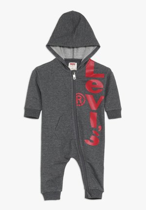 PLAY ALL DAY COVERALL - Tuta jumpsuit - charcoal heather