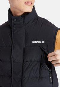 Timberland - Waistcoat - black - 4