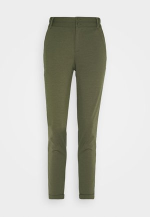 KINNIE PANTS - Trousers - grape leaf