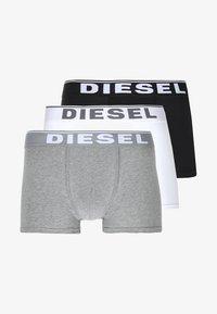 Diesel - UMBX-DAMIENTHREEPACK BOXER 3PACK - MPACK:3 - Pants - schwarz/weiss/grau - 5