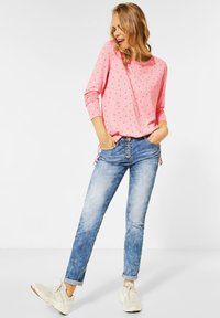 Cecil - Long sleeved top - rosa - 1
