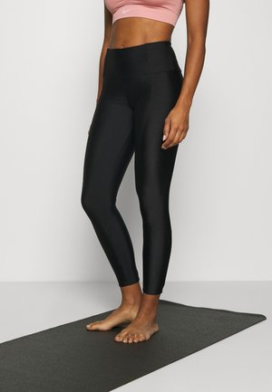 SHINE ON LEGGING - Tights - black