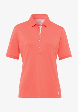 STYLE CLEO - Polo shirt - coral