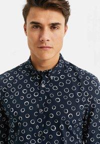 WE Fashion - Overhemd - dark blue - 4