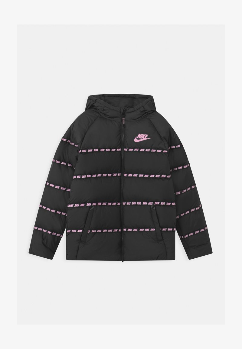 Nike Sportswear - UNISEX - Light jacket - black/arctic pink