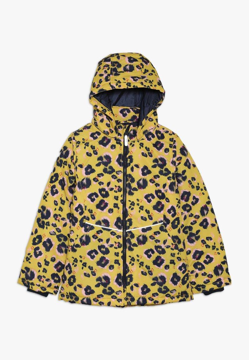 Name it - NKFMAXI JACKET LEO - Winter jacket - sulphur