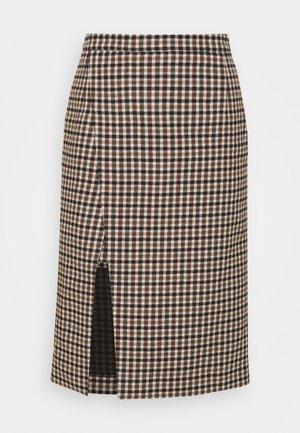 JOSSELIN - Blyantnederdel / pencil skirts - camel