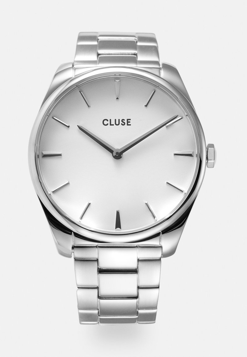 Cluse - FÉROCE - Watch - silver-coloured/white