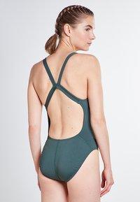 Nike Swim - FASTBACK  - Swimsuit - galactic jade - 1