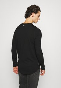 11 DEGREES - CORE - Long sleeved top - black - 2