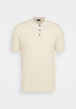 RETRO - Polo shirt - offwhite