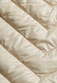 Esprit - MIT 3M™ THINSULATE™ - Waistcoat - cream beige - 8