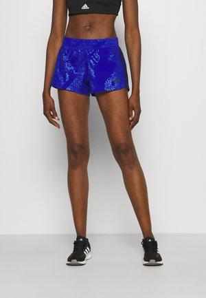 PACER CAMO - Sports shorts - bold blue