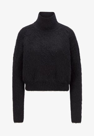 FLOY - Strickpullover - black
