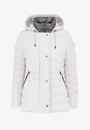 Winter jacket - blanc de blanc